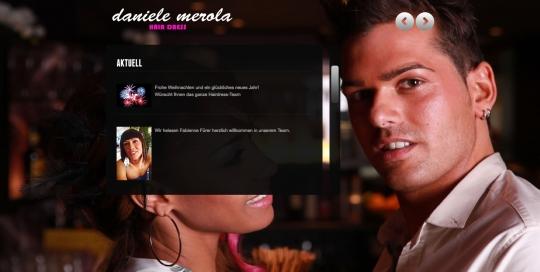 Daniele Merola, Hairdress, Make Up, Artist, Coiffeur, Website, Homepage, Programmierung, Entwicklung, Webdesign, Web, Internetauftritt, Firma, Unternehmen, Weblooks