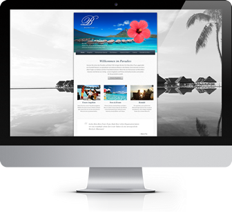 iMac, responsive, design, development, mobile, website, html5