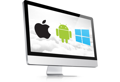 Apple iOS 7, Google Android 4.3, Windows Phone 8, App Entwicklung, App Programmierung, App Development, Schweiz