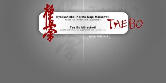 Karate Mörschwil, Website, Homepage, Programmierung, Entwicklung, Webdesign, Web, Internetauftritt, Firma, Unternehmen