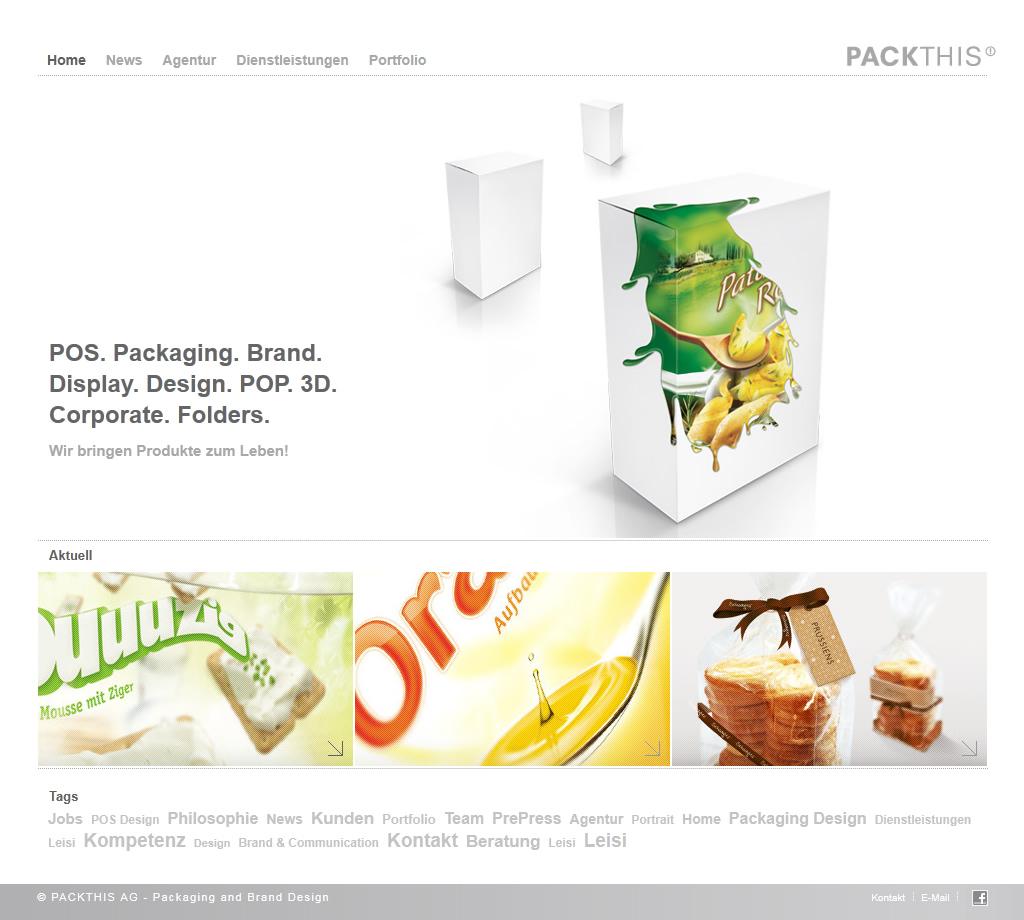 Packthis, Website, Homepage, Programmierung, Entwicklung, Webdesign, Web, Internetauftritt, Firma, Unternehmen