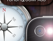 Torch & Compass for iPhone 4 & 4S (Flashlight)