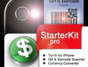 Starter Kit, Taschenlampe, QR, Code, Scanner, Barcode, Währungsrechner, Currency Converter, iPhone Entwicklung, Apps, App Programmierung, Schweiz, Xcode, Objective-C, Games, Weblooks