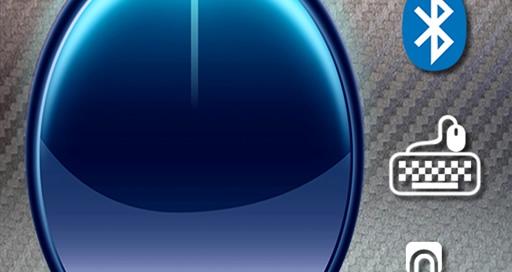 WeBe Bluetooth Mouse, Bluetooth, WiFi, Mouse, Maus, Trackpad, iPhone Entwicklung, Apps, App Programmierung, Schweiz, Xcode, Objective-C, Games, Weblooks